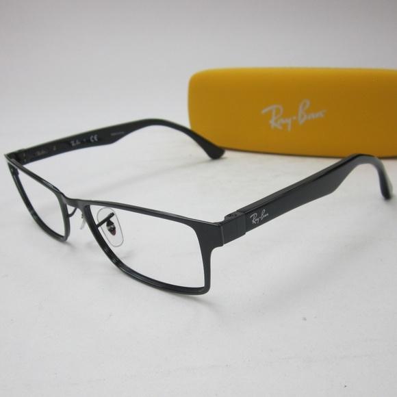 e29bb30a50 Ray Ban RB 6238 2509 Eyeglasses Men s OLG734. M 5b856f5da31c3370e16cc48b